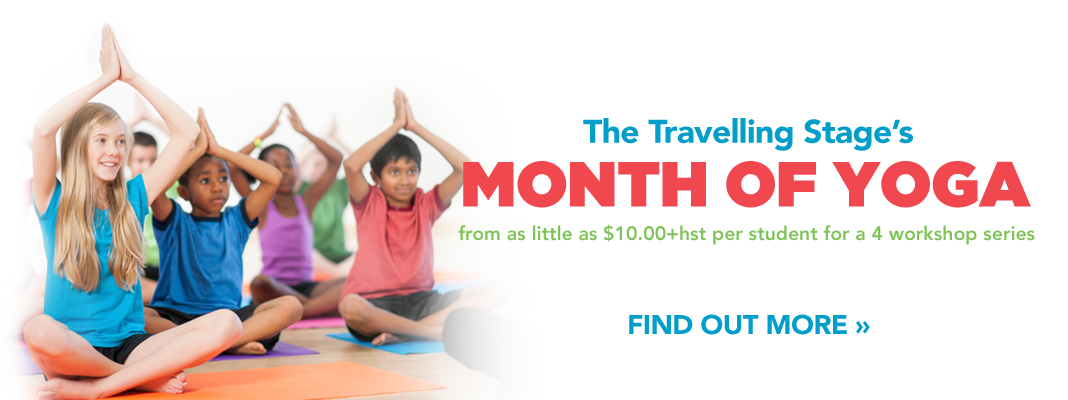 Month of Yoga