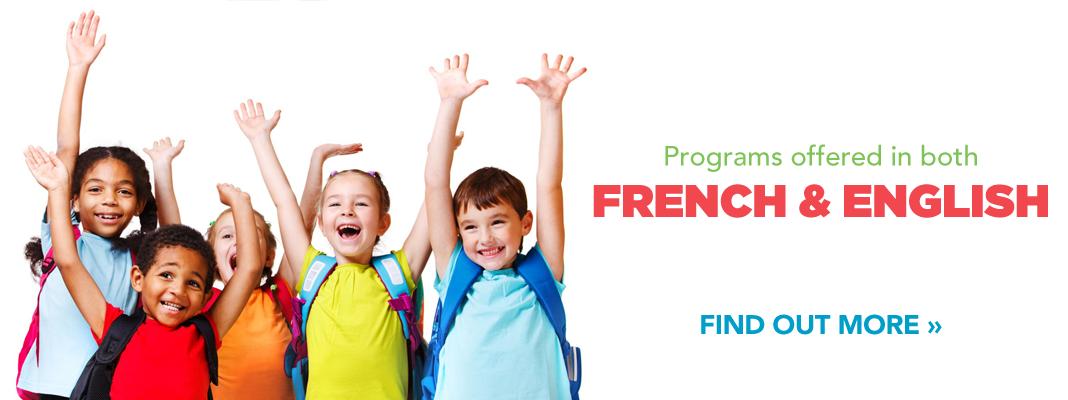 French & English